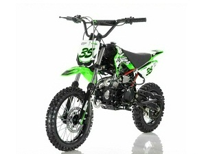 APOLLO DB-35 125cc Manual Clutch Dirt Bike