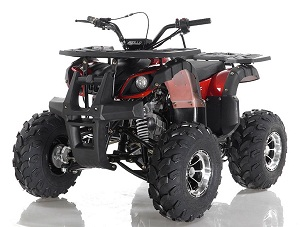 Apollo Focus-10 DLX 125Cc ATV