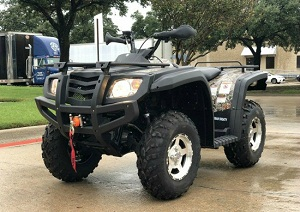 Cazador Commander 500 EFI 4X4 Workhorse ATV on Sale !