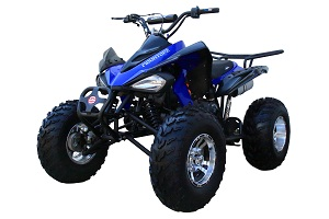 New Coolster ATV 3175S 175cc Luxury upgrade with Chrome rims