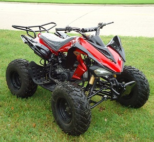 Buy New Rps Tk200 Atv CS, Electric Start, Fully Auto With Reverse For Sale