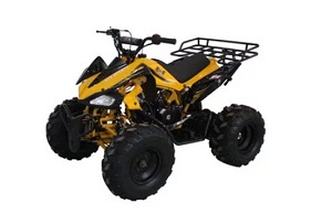 RPS High End JET-9 125cc ATV w/Upgraded Chrome Rims