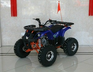 RPS Madix-1 125cc, 4-Stroke, 1-Cylinder, Air Cooled With Alloy Wheels