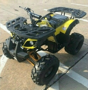 Buy Vitacci Rider-10 125cc Atv, Single Sylinder,4 Stroke,Air-Cooled on Sale !
