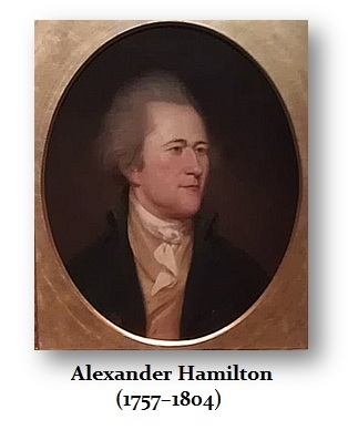 An analysis of the life of alexander hamilton an american economist