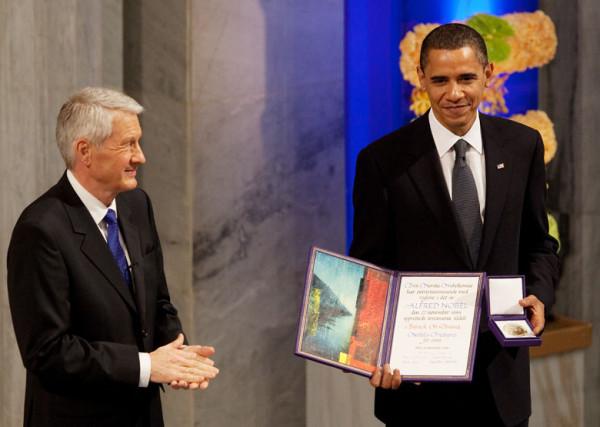Nobel secretary regrets Obama peace prize
