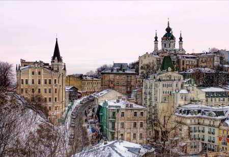 kyiv-ukraine-winter