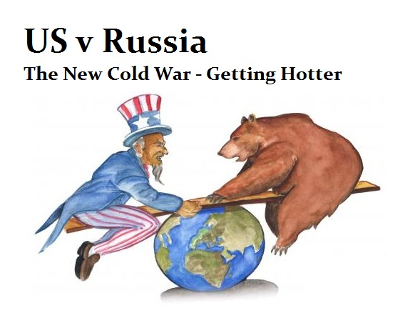 russia and the us relationship with north