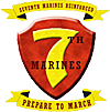 US Marine Corps/7th Marine Regiment