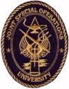 Joint Special Operations University (JSOU)