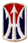 23rd Infantry Division/Americal Division/11th Infantry Brigade (Light)