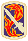 23rd Infantry Division/Americal Division/198th Light Infantry Brigade