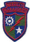 5307th Composite Unit Merrill's Marauders
