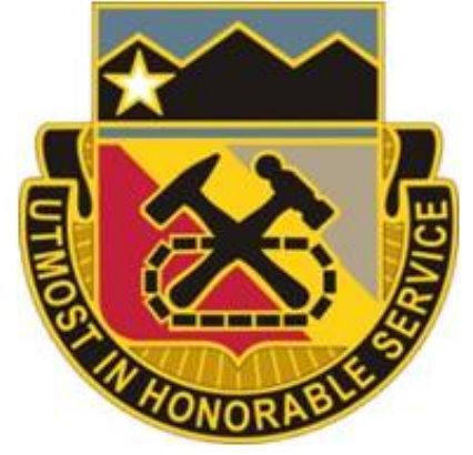 121st infantry regiment unit patch