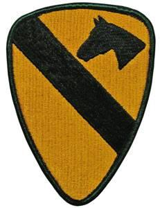 1st Cavalry Division (Heavy Armored) 1972-2005