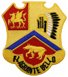 83rd Field Artillery Battalion (pre-1960)