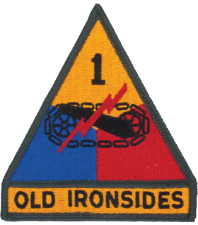 Division Artillery (DIVARTY) 1st Armored Division