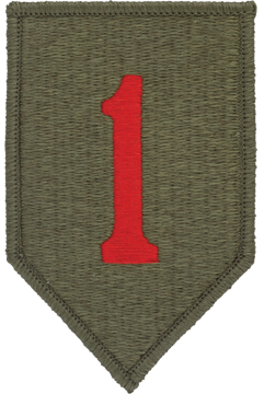 HHC, 1st Infantry Division (Forward)