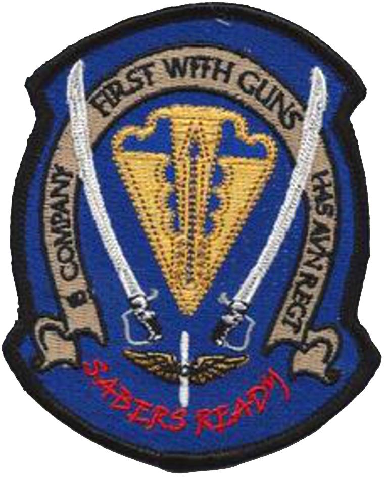 B Company, 1st Battalion, 145th Aviation Regiment