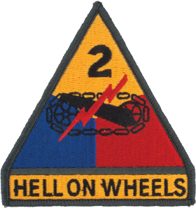 Division Artillery (DIVARTY) 2nd Armored Division