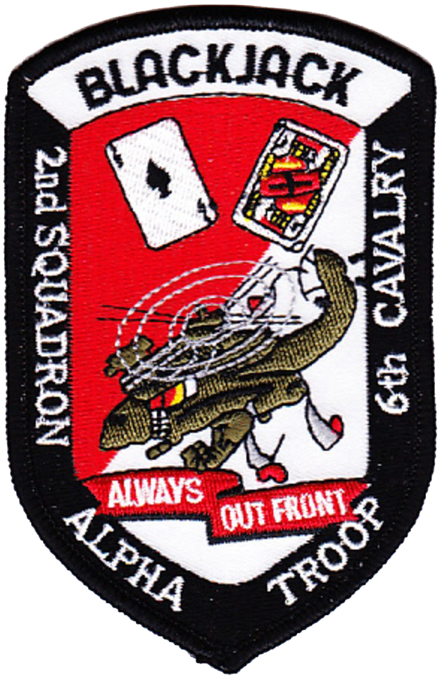 A Troop, 2nd Squadron, 6th Cavalry