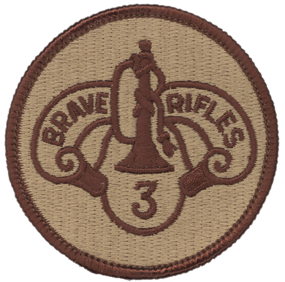 3rd Armored Cavalry Regiment (3rd ACR)