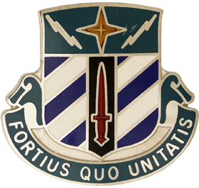 Special Troops Battalion, 3rd Infantry Division