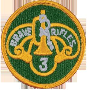 3rd US Cavalry