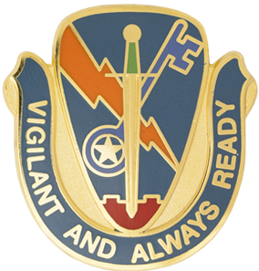 Special Troops Battalion, 4th BCT, 1st Cavalry Division