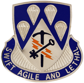 Special Troops Battalion, 4th BCT, 82nd Airborne Division