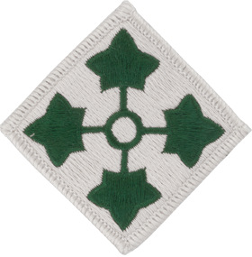 Division Artillery (DIVARTY) 4th Infantry Division