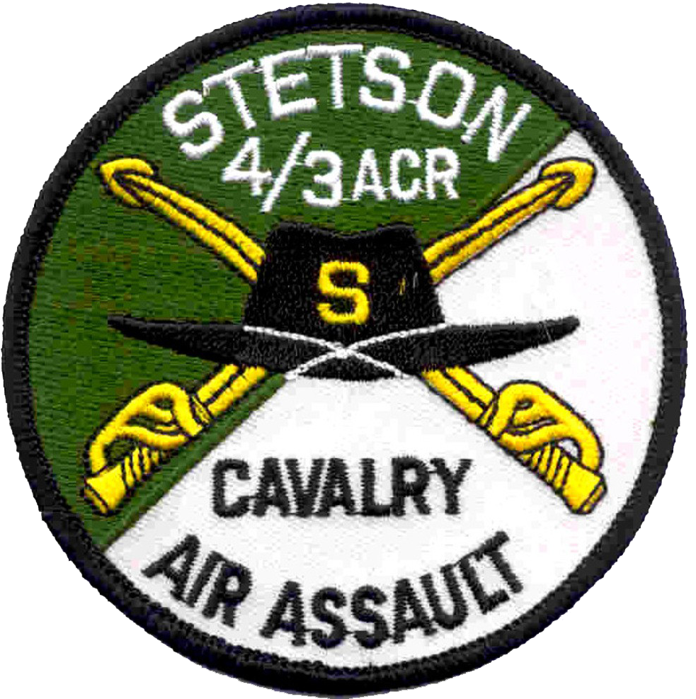 S Troop, 4th Squadron, 3rd Armored Cavalry Regiment (3rd ACR)