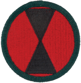 1st Brigade, 7th Infantry Division