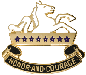8th Cavalry Regiment, 2nd Brigade (Infantry) 1st Cavalry Division