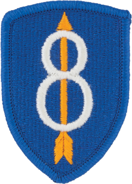 Division Artillery (DIVARTY) 8th Infantry Division