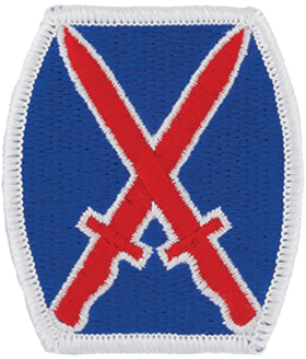10th Infantry Division