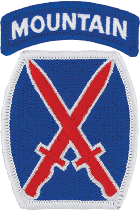10th Combat Aviation Brigade, 10th Mountain Division