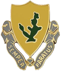 2nd Battalion, 12th Cavalry