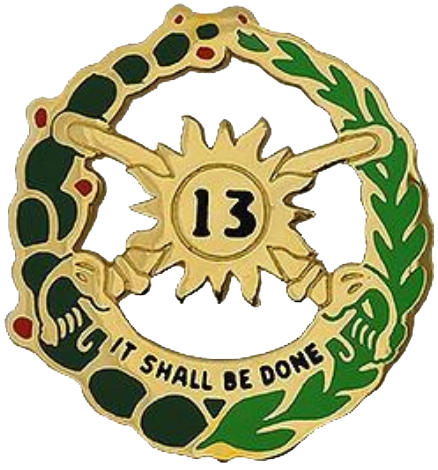 2nd Battalion, 13th Armor Regiment, 1st Armored Training Brigade (Cadre)