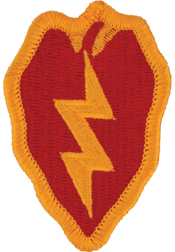Division Artillery (DIVARTY) 25th Infantry Division