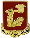 A Battery, 40th Field Artillery , Division Artillery (DIVARTY) 3rd Armored Division