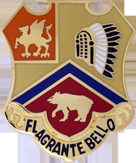 1st Battalion, 83rd Field Artillery