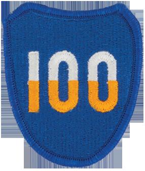 100th Division (Institutional Training)