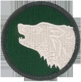 104th Division (Institutional Training)