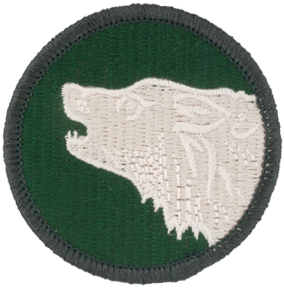 104th Infantry Division (Timber Wolves)