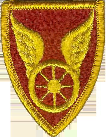 124th Transportation Command , 1st Logistical Command