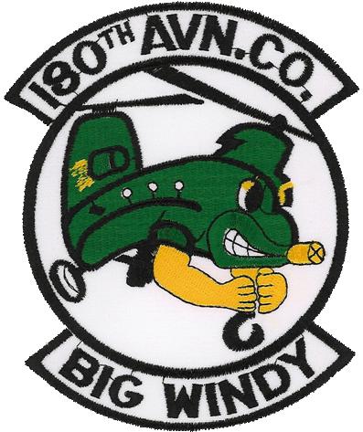 180th Aviation Company