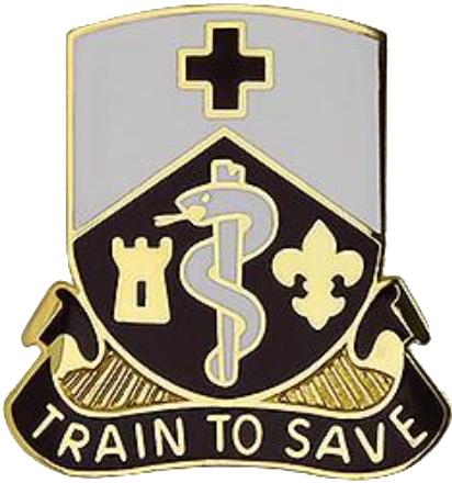 187th Medical Battalion (Cadre) Fort Sam Houston, TX, AMEDD School (Staff)