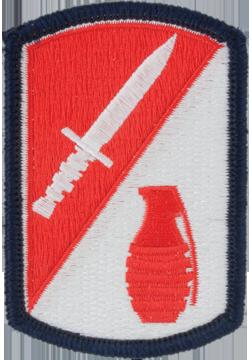 192nd Infantry Brigade (Cadre) Fort Benning, GA