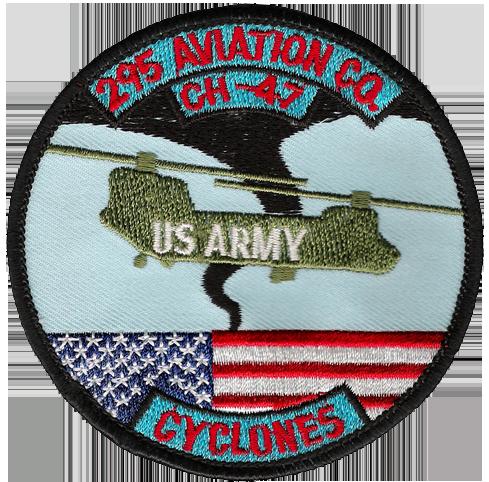 295th Aviation Company